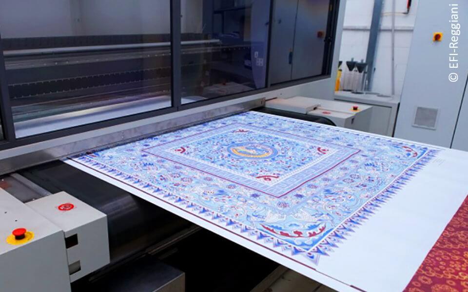 Oltre la pagina la tecnologia digitale per la stampa industriale