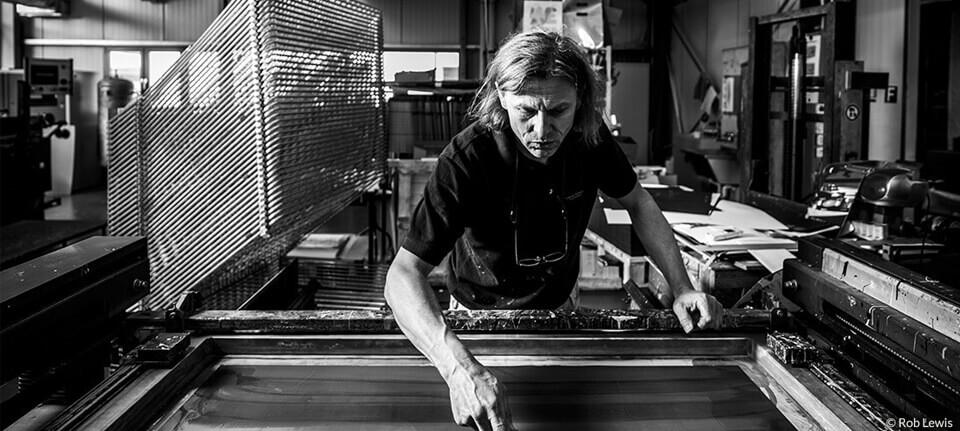 Lorenz Boegli, il fuoriclasse della stampa d'arte