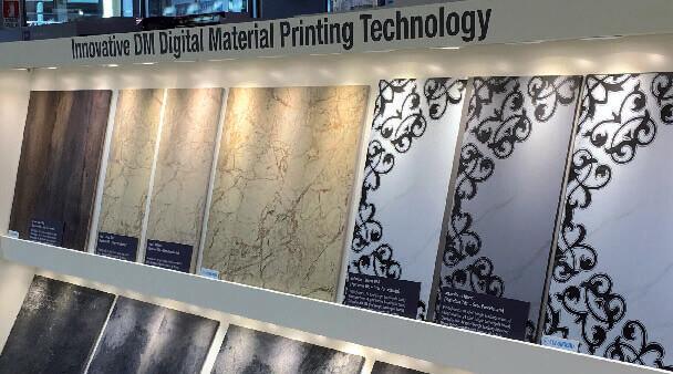 La rivoluzione digitale del processo ceramico wide