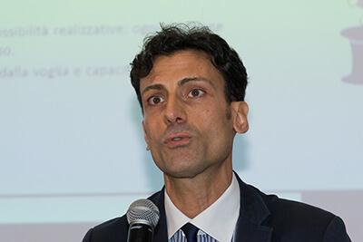 Marco Marcuccio, sales manager CMF Marelli