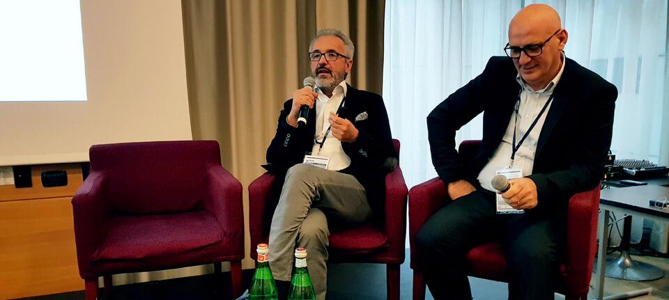 Alberto Orrico e Paolo Lorusso
