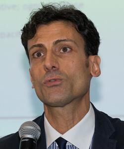 Marco Marcuccio, sales manager di CMF Marelli