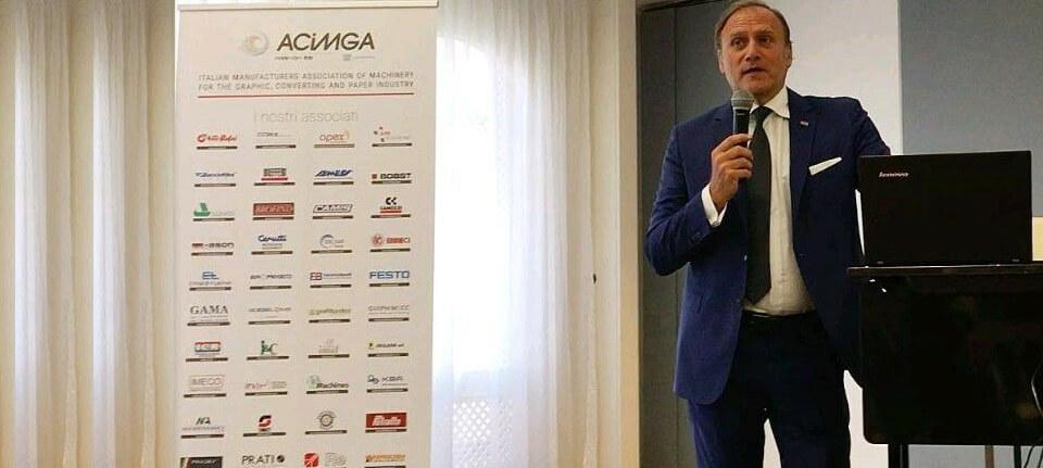 Internazionalizzazione e Industry 4.0: il know how di ACIMGA al servizio di Confindustria