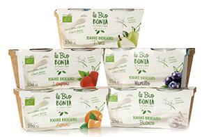 Le nuove confezioni dello yogurt ViaBontà