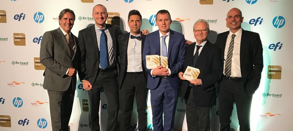 FESPA Awards 2019, a gennaio 50% di sconto