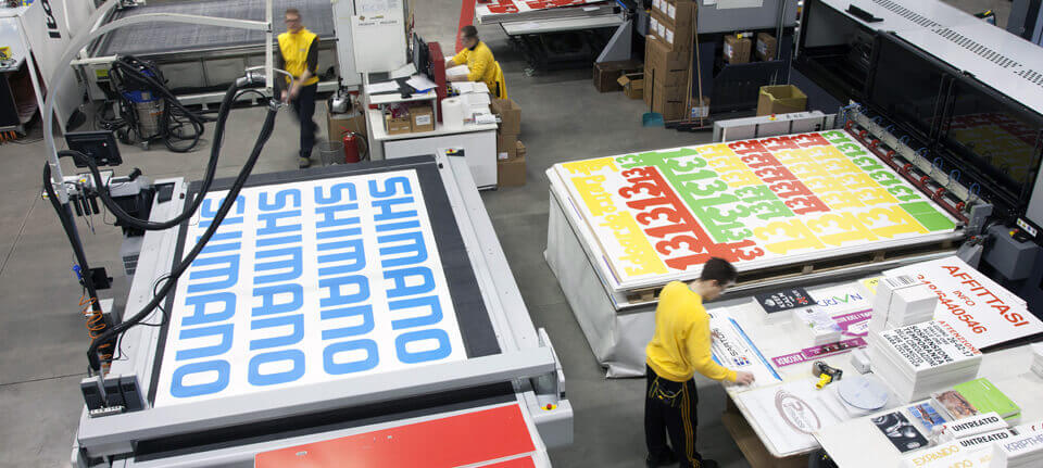 E-commerce più forte anche nel grande formato