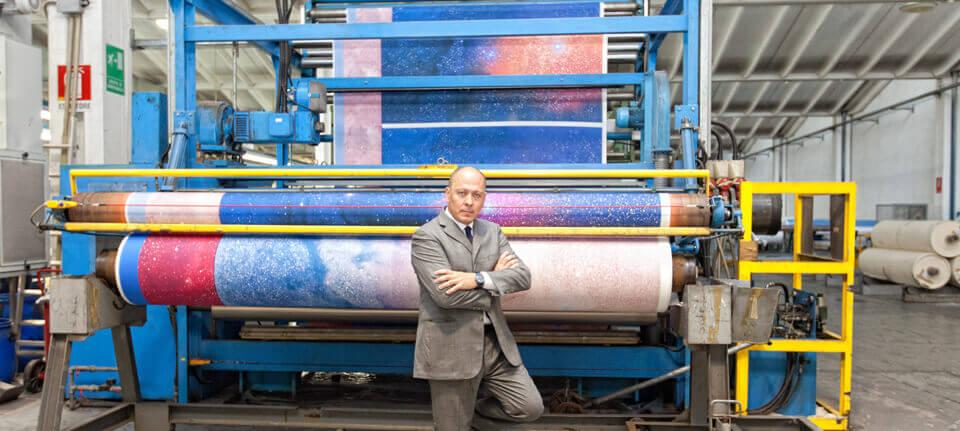 La sfida del digitale nell'home textile di alta gamma