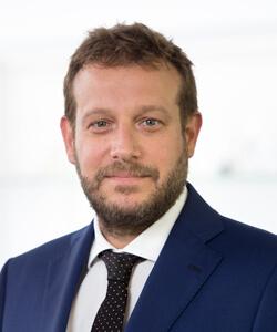 Giancarlo Scianatico, regional manager EOS per l'Italia