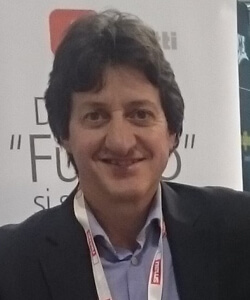 Jacopo D'Auria, 3D printing business development Olivetti