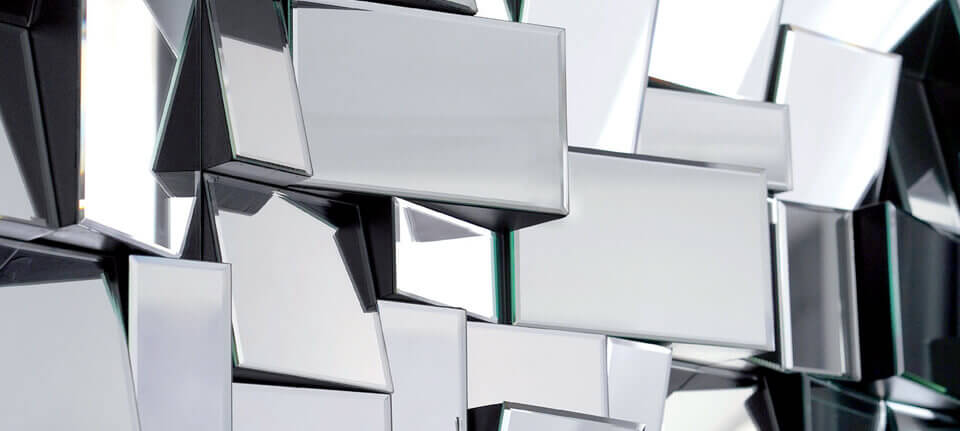 Mirror inspired, l'ultima frontiera dell'interior decoration