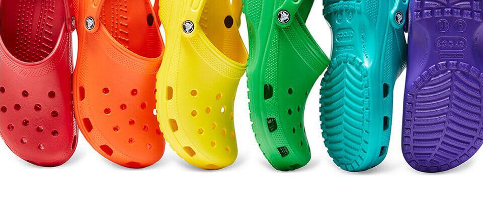 In Crocs la manifattura additiva parla italiano