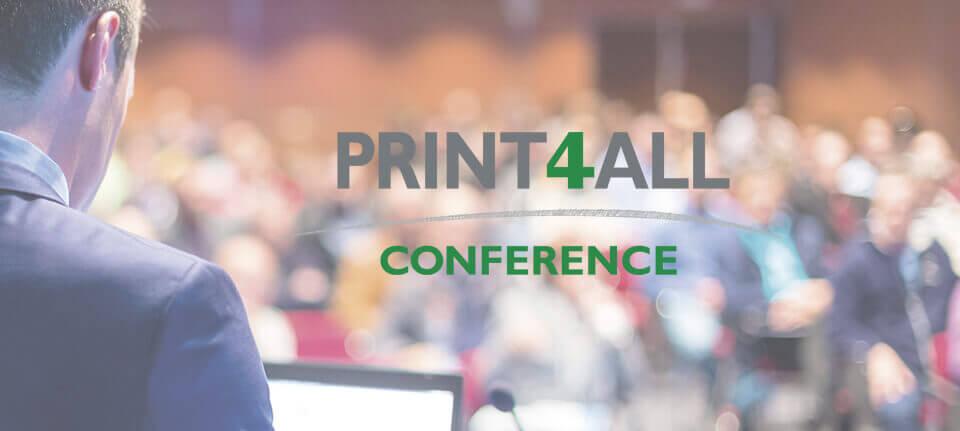 Print4All Conference, confermati i primi keynote speaker