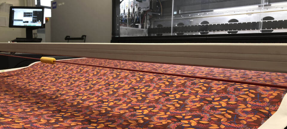 Lillestoff scommette sul digital textile con Durst