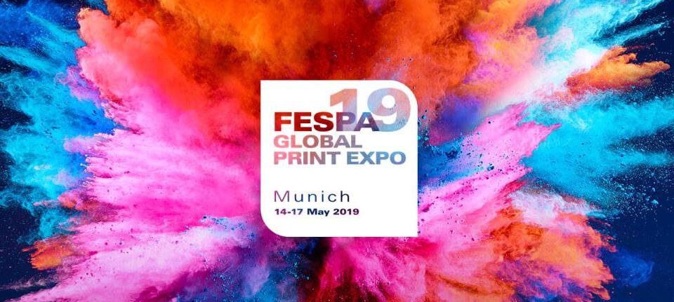 WIDE a FESPA Global Print Expo 2019