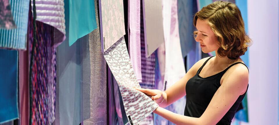 Prerogative e prospettive digitali per la produzione tessile