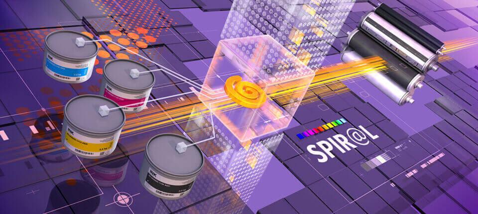 SPIR@L – la retinatura innovative per heat-set e cold-set