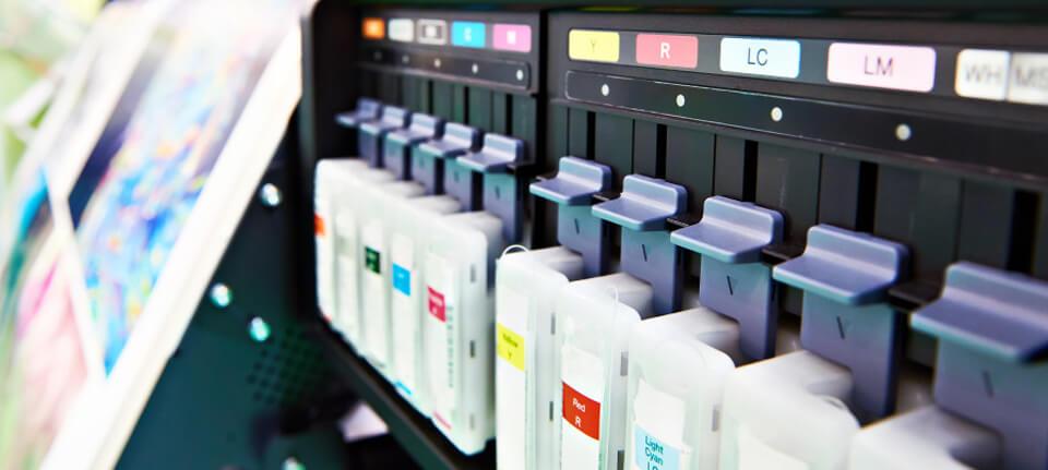 La stampa digitale necessita di pompe a basse pulsazioni