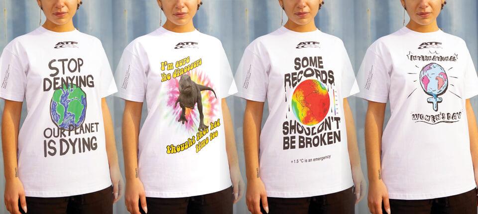 La maglietta aumentata che piace alla gen z