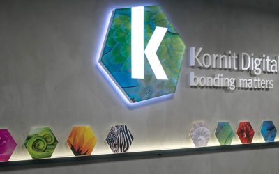Siglato nuovo accordo tra Amazon e Kornit Digital