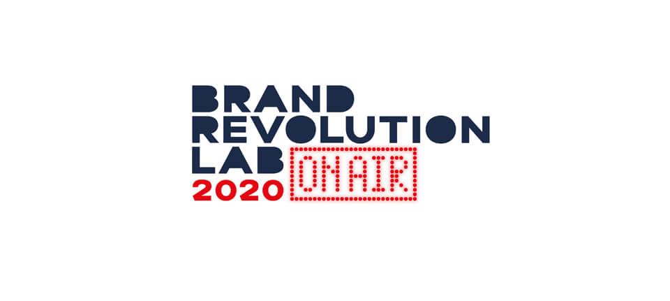 Arrivederci Brand Revolution Lab 2020