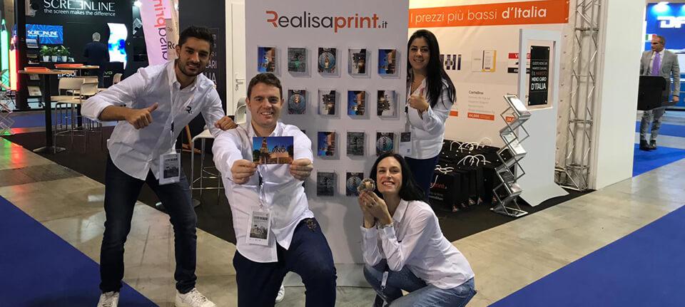 FESPA Italia dà il benvenuto a Realisaprint.it