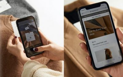 Una carta d'identità digitale per i capi d'abbigliamento